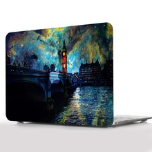 Printing Laptop Hard Case Shell Keyboard Cover Skin For Apple Macbook Air 11 13 13.3 15 Touch Bar & ID 13 13.3 15. 15.4 inch