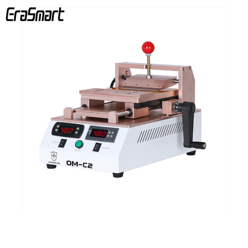 OM-C2 Glass Separator And Polarizer Film Remover Machine 2 in 1 For LCD Screen Repairing