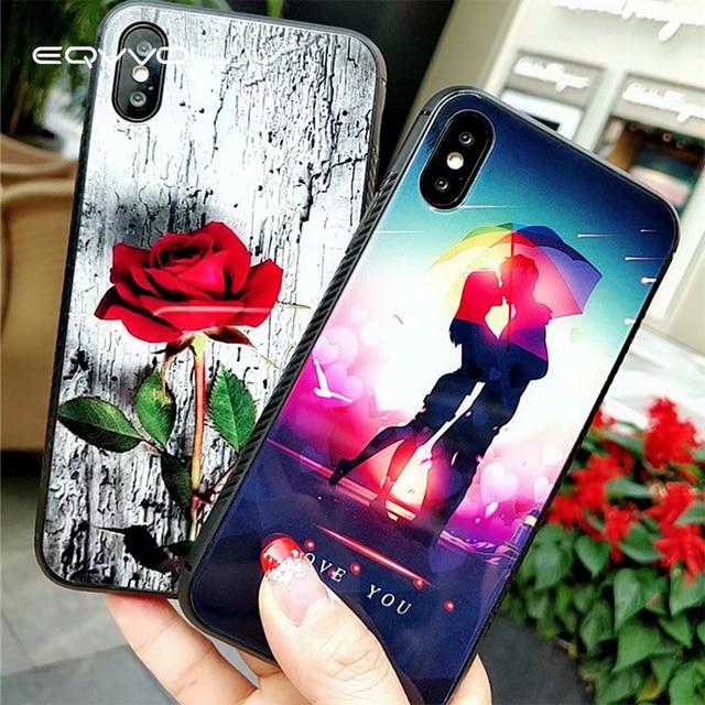 best price eqvvol tempered glass phone case for apple iphone x 8 7 6best price eqvvol tempered glass phone case for apple iphone x 8 7 6 6s plus