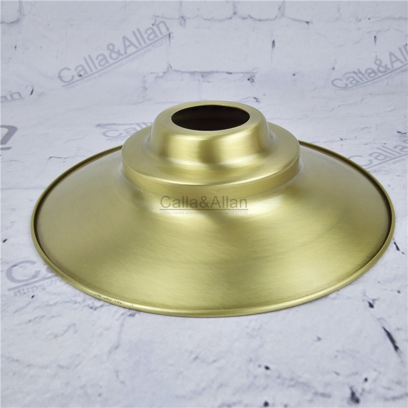 Free shipping M40 D200mmX50mm brass material light cover copper cup shade quality E27 lamp shade cover lighting brass shade cone d200mm brass cone shade quality e14 pendant light edison led vintage copper shade lighting fixture brass pendant lamp for home