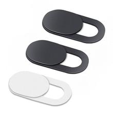 Крышка веб-камеры пластиковая Универсальная крышка камеры для веб-ноутбука iPhone ПК Ноутбуки Sticke