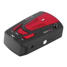 Russian/English Car detector V7 anti laser detection 16 Full band X K NK Ku Ka Laser VG-2 LED Display Car Detector