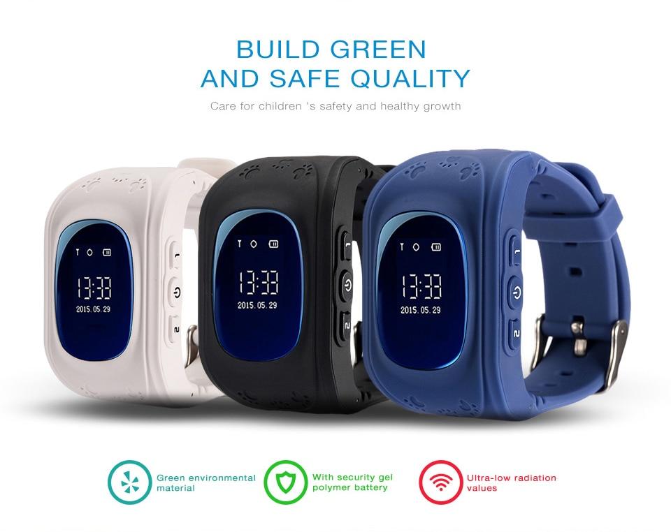 smart watch kids smart baby watch q50