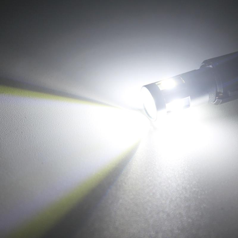 Autós stílusú W5W LED 12V 3030 5SMD automatikus lámpák 168 194 - Autó világítás - Fénykép 3