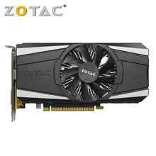 Zotac original gtx 1050 2gd5 gpu placa de vídeo 128bit gp107 gtx1050 2gb gddr5 placas gráficas para nvidia mapa geforce gtx 1050 pci-e