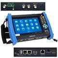 KKmoon 7inch Touch Screen Onvif IP Camera Tester 1024*600 CCTV Tester SDI/AHD/TVI/CVI HDMI 1080P/PTZ/POE/WIFI/FTP IPC-8600ADHS