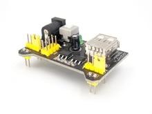 Smart Electronics MB102 MB-102 Solderless Breadboard Power Supply Module 3.3V 5V   Board Diy Starter Kit