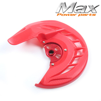 X Front Brake Disc Guard Protector Cover with Mount Kits for CRF250L/M 2012 2016 Red Black White