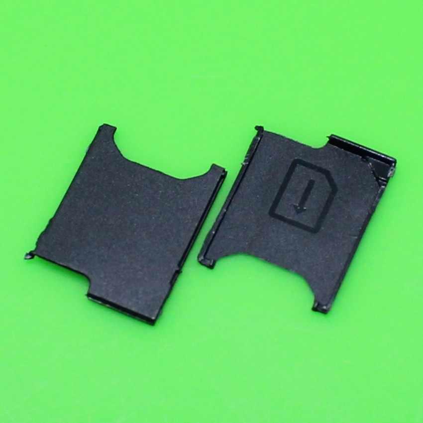 3 cái Micro TF SD Card Reader Module Tray Khe Chủ Phần Thay Thế Cho Sony Xperia Z L36h C6602 C6603
