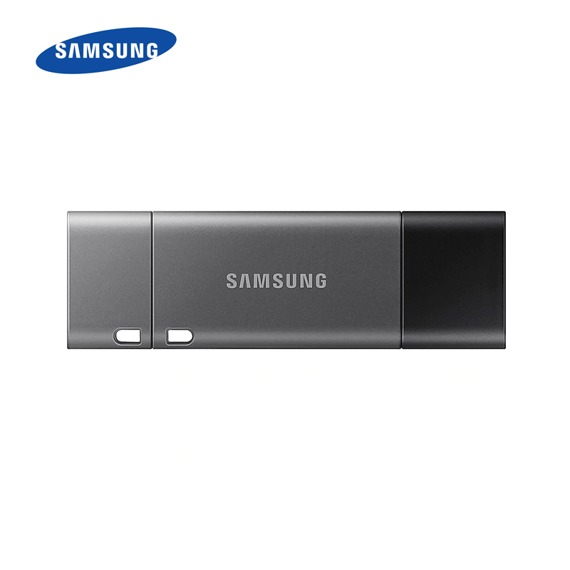 SAMSUNG USB 3.1 Flash Drive DUO Plus High Speed 128GB 64GB 32GB Memory Pen Drives for Smart Phone/Tablet/PC image
