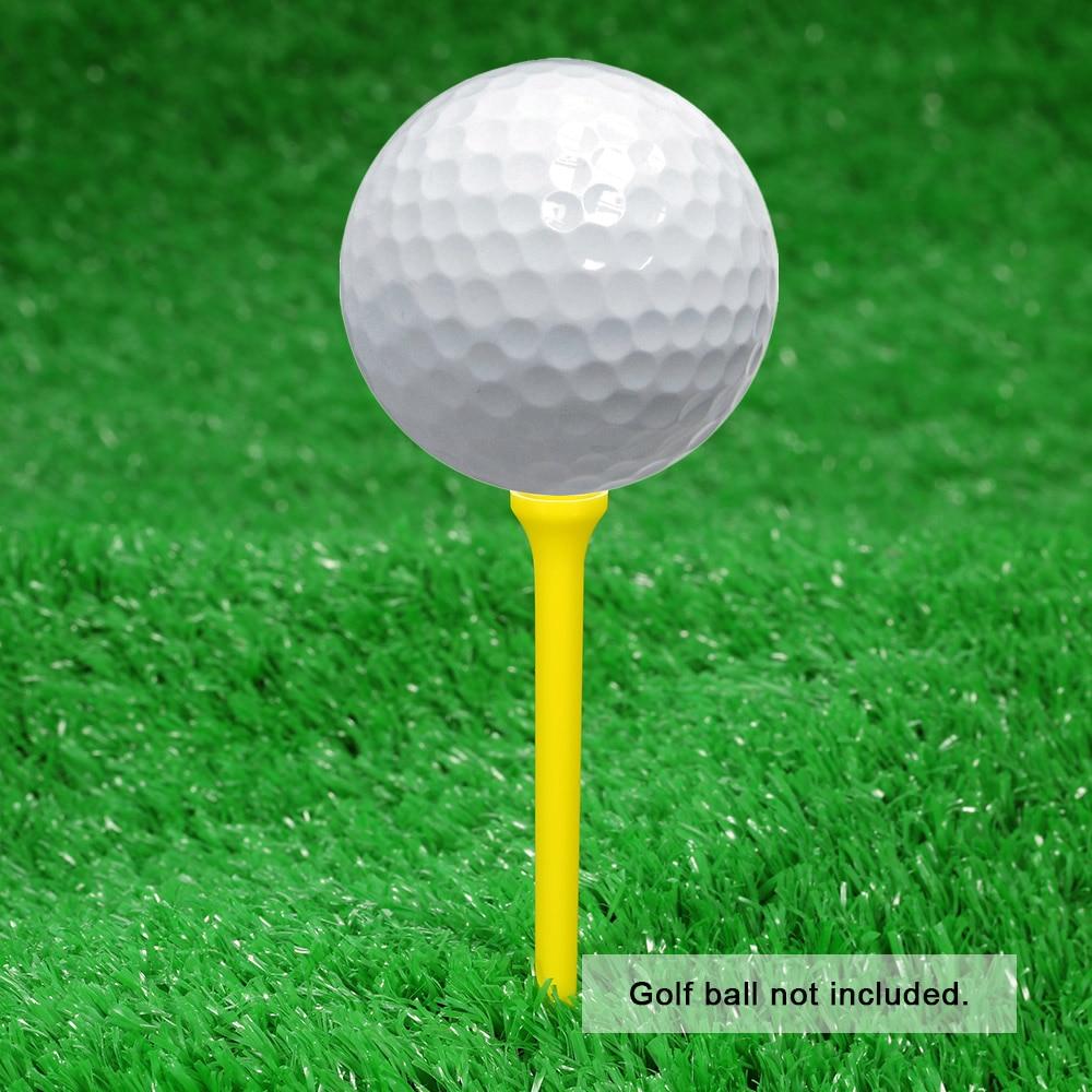 """Image 5 - 100 шт. 43 мм 55 70 81 100 мячи для гольфа с меткой """"Т"""" Открытый спортивный игрок в гольф инструмент пластик гольф футболки для девочек подушки Топ гольф оборудование-in Мячи для гольфа from Спорт и развлечения"""
