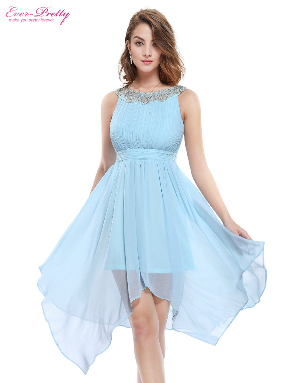 Clearance sale sexy cocktail dresses ever pretty he05002 women clearance sale sexy cocktail dresses ever pretty he05002 women round neck high low asymmetrical short cocktail dresses 2017 in cocktail dresses from ombrellifo Image collections