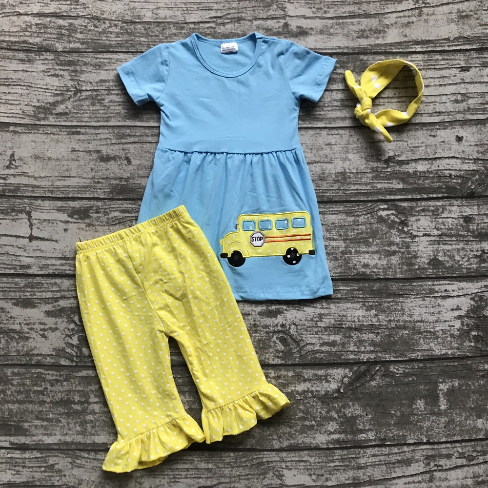 kids clothes girls boutique clothing girls back to school outfits girls summer school bus outfits boutique clothing headband kids clothes girls boutique clothing girls back to school outfits girls summer outfits with matching headband