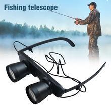 Новый дизайн Рыболовные очки Рыболовный телескоп Увеличить стекло Тип Рыболовные снасти для рыбы Плавающие Глядя Смола Объектив Drop shipping