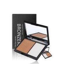 Bronzer Concealer Palette Makeup Compact Powder Contour Bronzer Contour Makeup Studio Fix shade Mineral Pressed Powder Palette