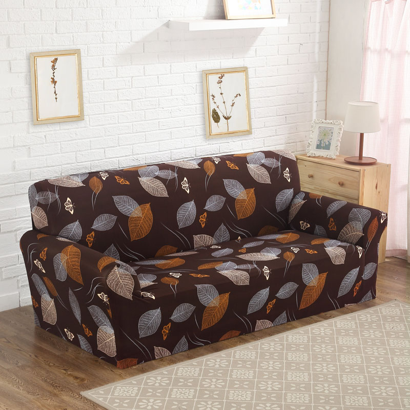24 colors tight wrap all inclusive sofa cover big elasticity flexible couch cover loveseat slip. Black Bedroom Furniture Sets. Home Design Ideas