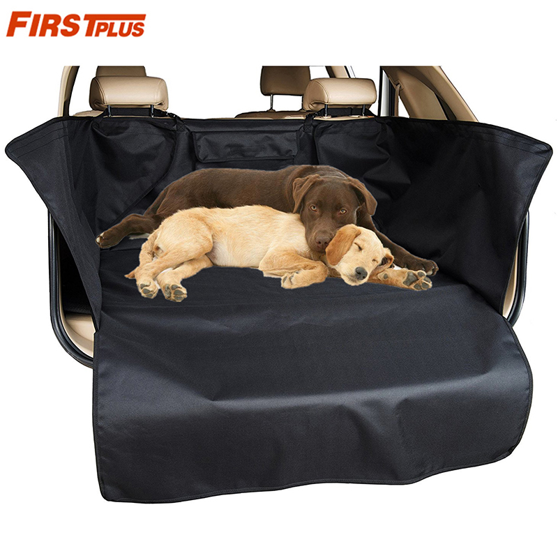 Thicken 600D Oxford Auto SUV Trunk Cover Dog Pet Mat Car Boot Protector Travel Seat Pad Trunk Organizers Waterproof Dirtproof
