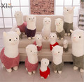 1pcs 46CM Big plush alpaca Cute Giant Large Stuffed Soft Plush Toy Doll Pillow