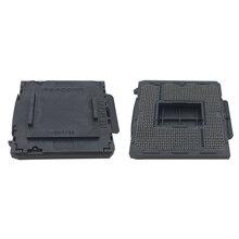 10 sztuk oryginalny nowy LGA1155 LGA 1155 CPU płyta główna lutowania BGA gniazdo z cyny kulki PC DIY akcesoria zamienne