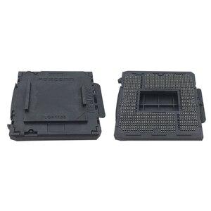 Image 1 - 10PCS Original New LGA1155 LGA 1155 CPU Motherboard Mainboard Soldering BGA Socket with Tin Balls PC DIY Replacement Accessories