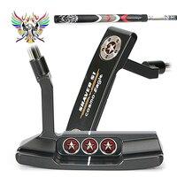 Golf clubs Putter men's Clubs 33/34/35 inch steel material golf putter