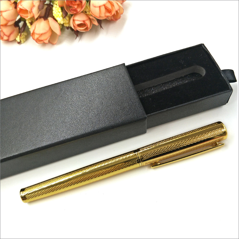 High quality Iraurita fountain pen Full metal Golden Clip luxury Gift box pens Caneta Stationery Office School supplies high quality mg fountain pen full metal with luxury gift box stationery office school supplies afpw4802