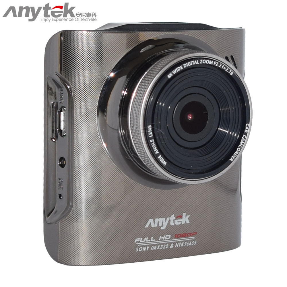 Anytek A3 DVR Camera King of Night Vision Dash font b Cam b font with Novatek