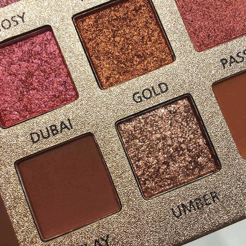 18 Colors Eyeshadow Makeup Palette (7)