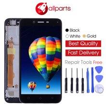 Продажа Оригинальный 5,0 «1280×720 ips для lenovo K5 ЖК-дисплей Дисплей Сенсорный экран планшета с рамкой для lenovo Vibe K5 a6020A40 A6020 A40