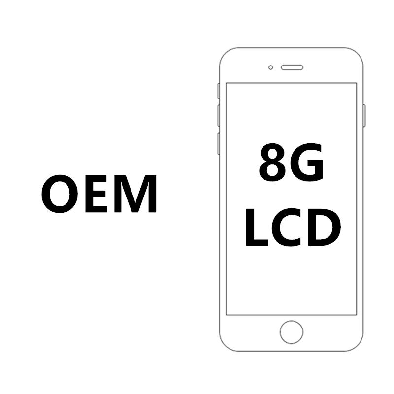 AAA + + + pour iPhone 8 LCD OEM qualité écran remplacement pas de Pixel mort garantie affichage livraison gratuite