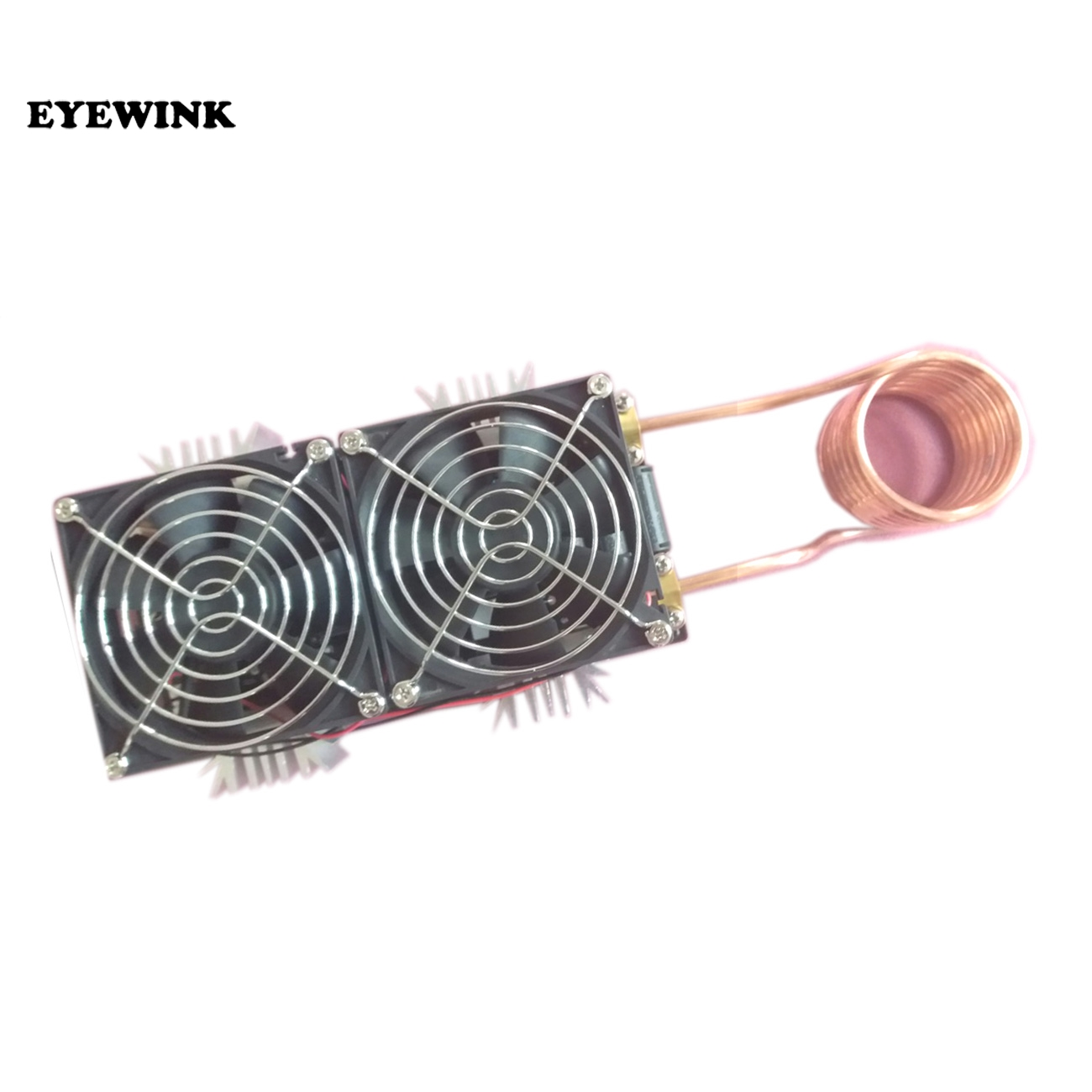 4 Tube ZVS High Power ZVS Low Voltage Induction Heating High Frequency Heating Quenching 2000W heating