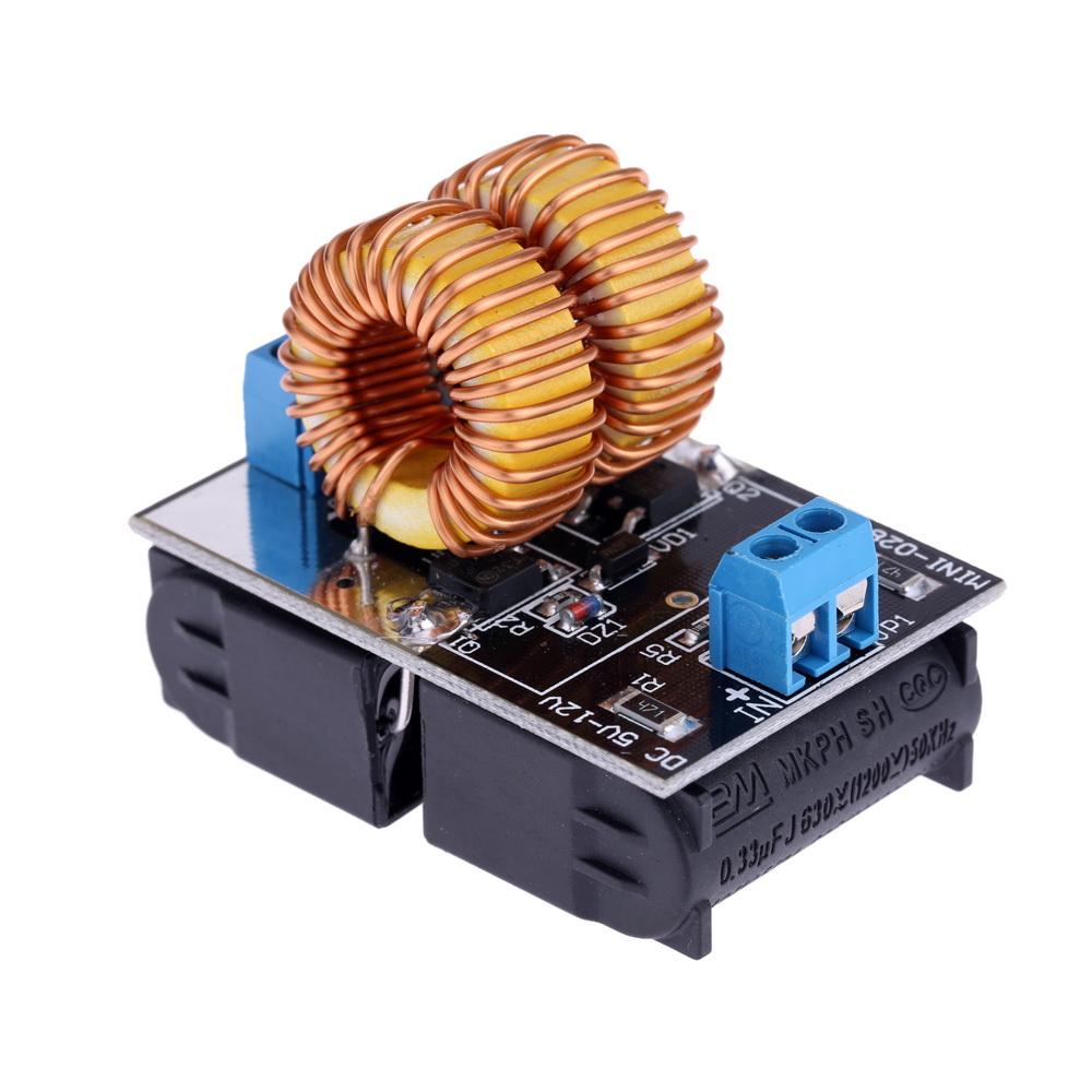 5 12v 120w Zvs Low Voltage Induction Heating Power Supply Module Diy Heater Circuit Simple 1 We Accept Alipay West Union Tt All Major Credit Cards Are Accepted Through Secure Payment Processor Escrow