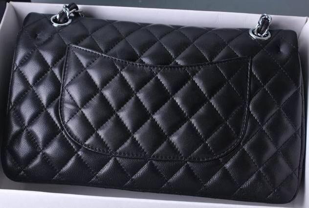 Marque de luxe Double rabat sac femmes en cuir d'agneau sac Top qualité Design classique bandoulière chaînes à bandoulière sacs pour femmes 2019