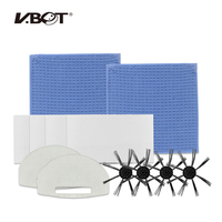 Replacement Accessories Kit Of VBOT T272 Robot Vacuum Cleaner Side Brushes X4 Filter X2 Dust Paper