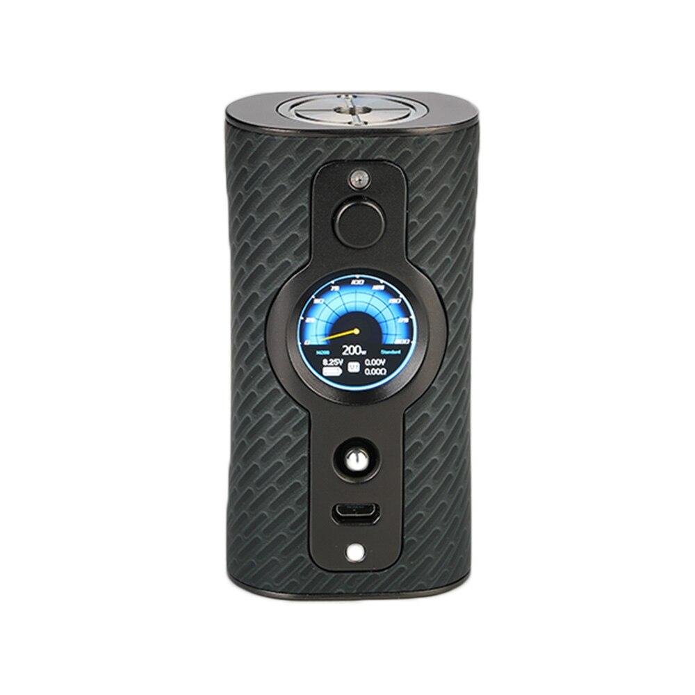 D'origine 200 W Vsticking VK530 boîte de tc MOD avec YiHi SX530 Puce et SXi-Q Contrôle Alimenté Par 18650 Batterie e-cig vapoteuse VS Glisser 2 - 3