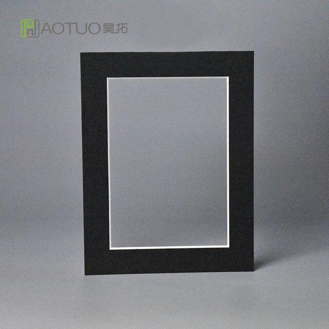 Ht 1 5 Mm Hitam Tebal Karton Bingkai Foto Cocok 4x6 Gambar Dekorasi
