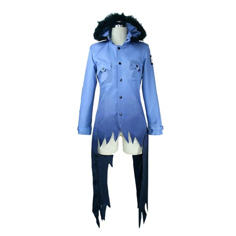 Servamp Kuro Cosplay Costume Stage Performence Clothes , Perfect Custom for You ! servamp anime vampire mahiru kuro snow lily jeje hyde food version japanese rubber keychain