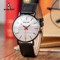 Наручные часы BOBO BIRD  кожаный ремешок  новые дизайнерские стильные роскошные кварцевые часы  часы C-Q16
