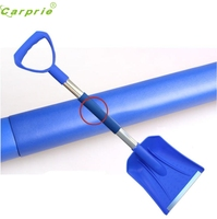 New Arrival Car Telescopic Emergency Shovel With Grip Nr11