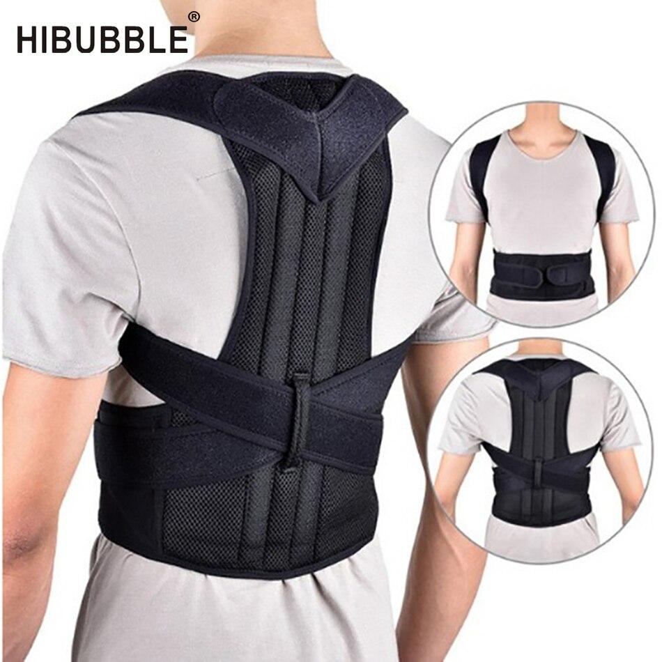 Unisex Back Posture Corrector Adjustable Belt