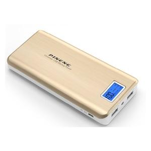 Image 3 - 本 Pineng PN999 電源銀行 20000 8400mah デュアル Usb Led 懐中電灯 Powerbank Bateria の外部バッテリー充電器 5V ポータブル充電器