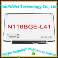 11.6 дюймов тонкий ЖК-матрицы Для Asus 1225b N116BGE-L41 B116XW03 V.0 ноутбука жк-экран