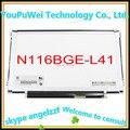 11.6 inch slim LCD matrix For Asus 1225b N116BGE-L41 B116XW03 V.0 laptop lcd screen display