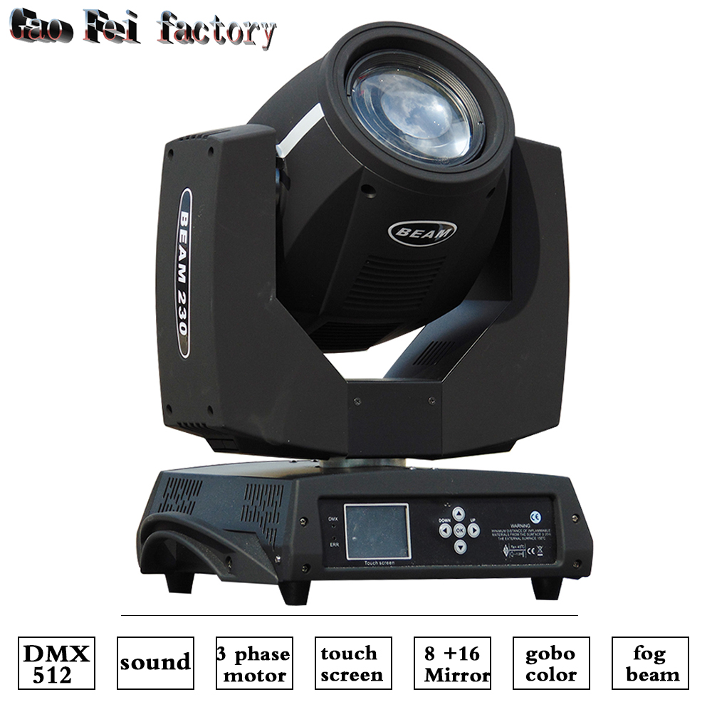 Moving Head Light Spot Light Gobo Pattern Prism Rotating Lamp 230W 16 Channel DMX512 for Disco KTV Club Party TheaterMoving Head Light Spot Light Gobo Pattern Prism Rotating Lamp 230W 16 Channel DMX512 for Disco KTV Club Party Theater