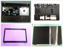 Крышка для Acer Aspire 5551 5251 5741z 5741ZG 5741 5741G 5742G E642G верхняя жк-задняя/передняя панель/Упор для рук верхняя/Нижняя основа
