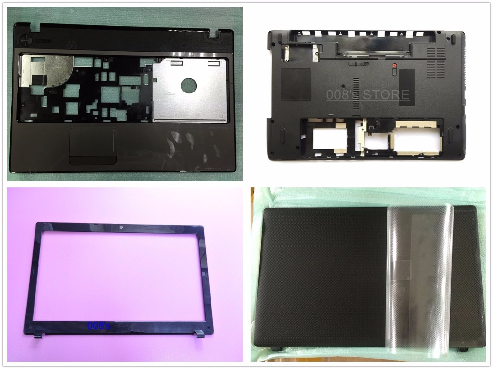Stock Cover For <font><b>Acer</b></font> <font><b>Aspire</b></font> 5551 5251 5741z 5741ZG 5741 5741G <font><b>5742G</b></font> LCD Back/Front Bezel/Palmrest upper/Bottom Base AP0FO000700 image