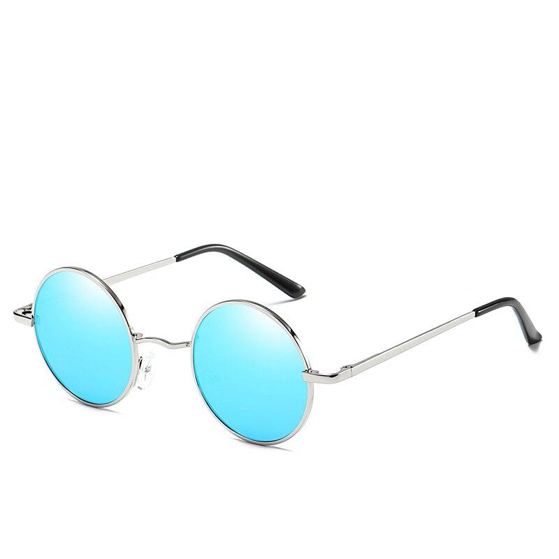 2019 New Design Round Glasses Sunglasses Steampunk Women Sun glasses for Men