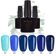 Ms Queen Gel Nail Polish 10ML Sticking Rhinestone Vernis Semi Permanent UV LED Decoration Tools Art Glue gel varnish