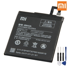 Xiao Mi Original BM4A Battery For XiaoMi Red mi Pro Redrice pro Genuine Replacement Phone 4050mAh With Free Tools