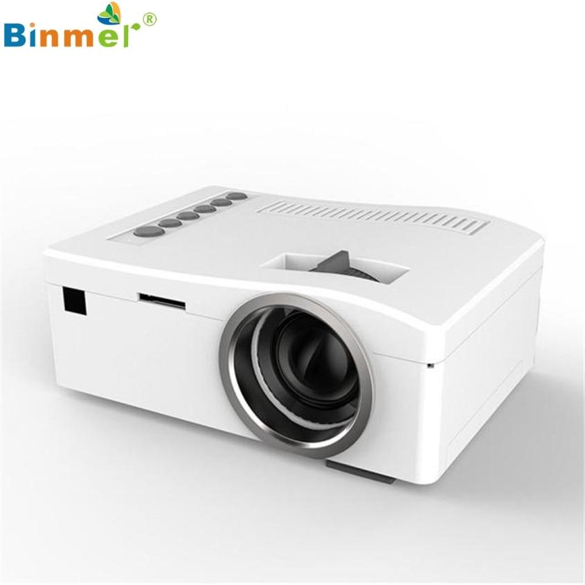 De Calidad Superior 1080 P HD LED Home Teatro Cine MulitMedia TV USB VGA SD HDMI